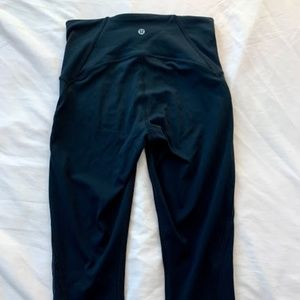 NWOT Lululemon Cropped Pants